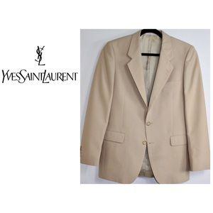 Yves Saint Laurent Men's Sport Coat Blazer Jacket
